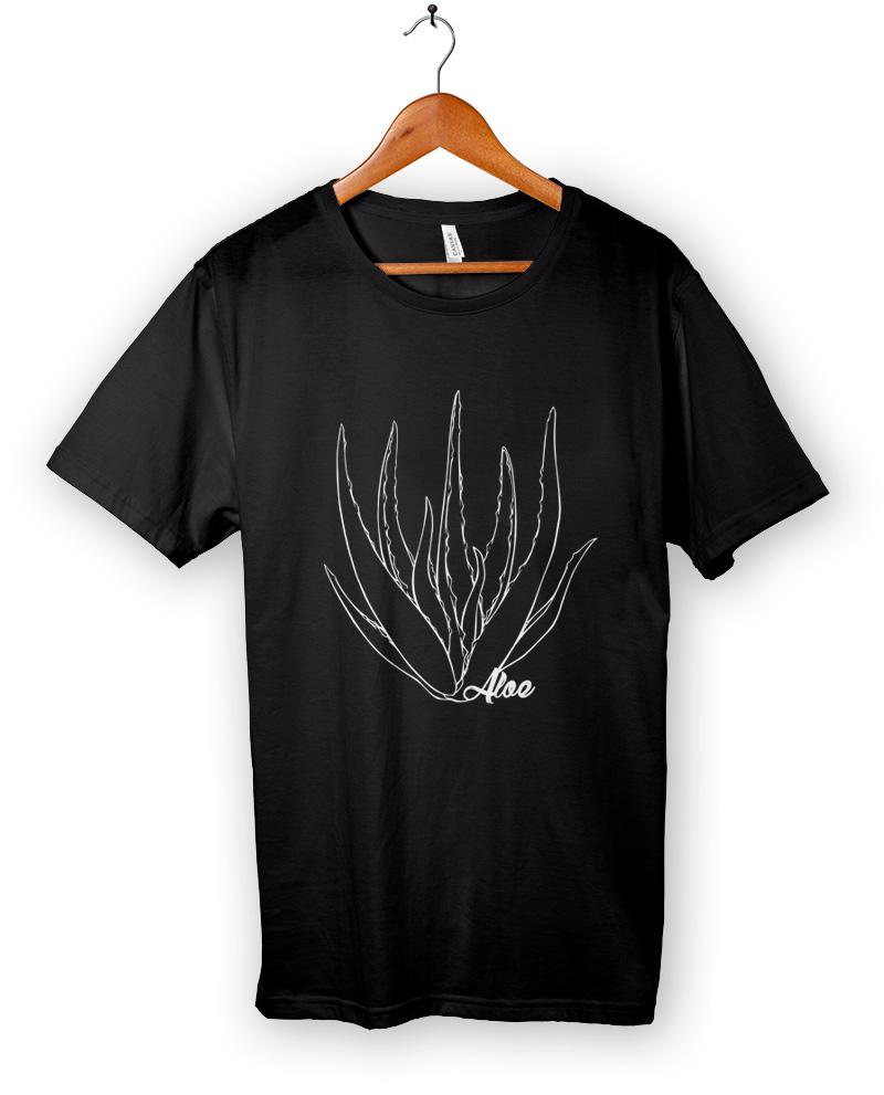 aloe noir plante